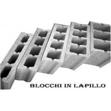 BLOCCHI LAPILLO 6 cm a 20 cm