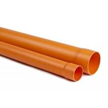 TUBO IN PVC